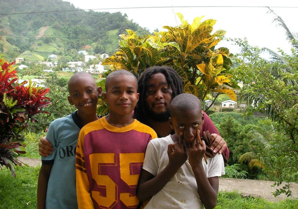 Ayodele Bandele St Vincent & The Grenadines June 2011-January 2012.